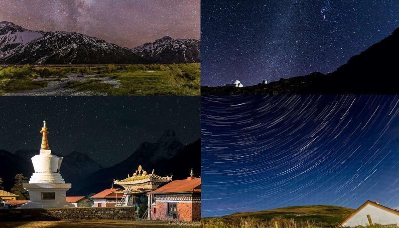 بهترین مکان های دنیا برای دیدن آسمان پرستاره