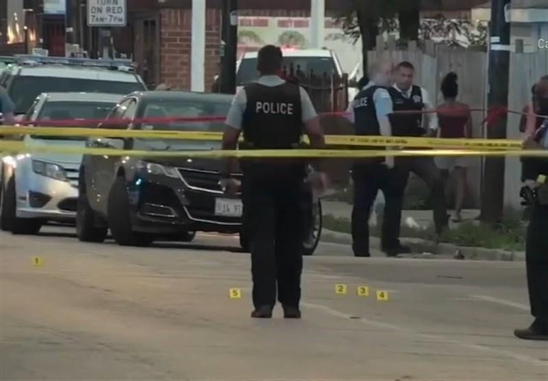 کشته شدن 7 نفر در تیراندازی های شیکاگو