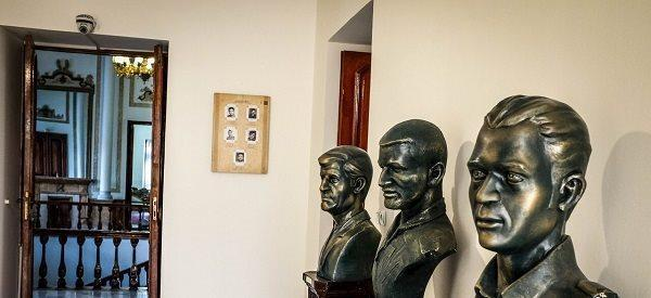 تبدیل موزه ها به مکان هایی که به دنبال صلح و رهگشای آینده هستند