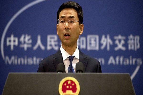 چین خواهان تعطیلی کنسولگری آمریکا در چنگدو شد