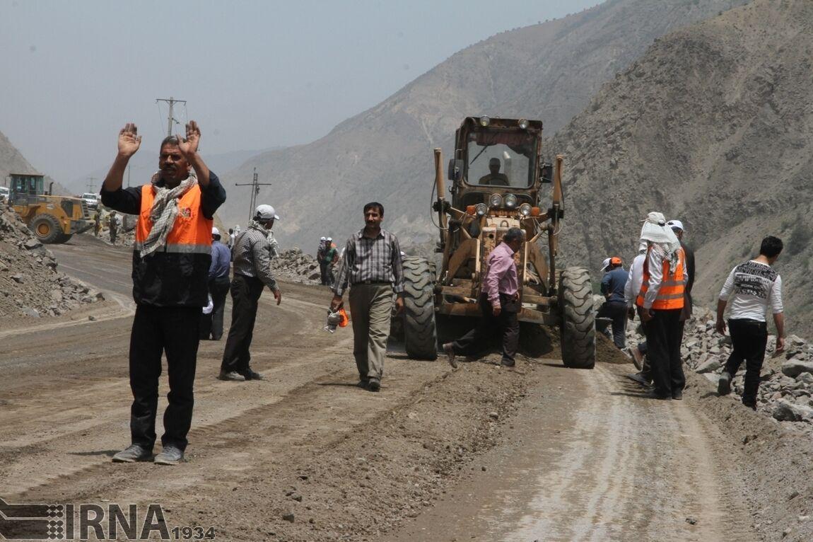 خبرنگاران یک راه اصلی و 9 راستا روستایی در خراسان رضوی بازگشایی شد