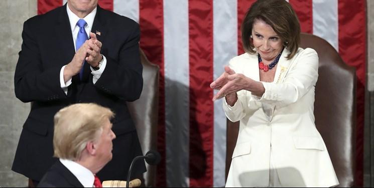 نانسی پلوسی: آمریکایی ها در حال رنج کشیدن هستند اما جمهوری خواستار مردم را نادیده می گیرند