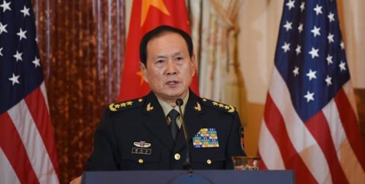 وزیر دفاع چین به همتای آمریکایی خود درخصوص افزایش تنش ها هشدار داد