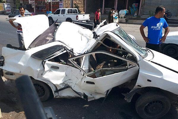 سه کشته در تصادف محور همدان - بهار
