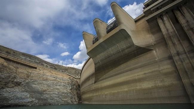کاهش 38 درصدی ورودی آب به مخازن سدهای کشور