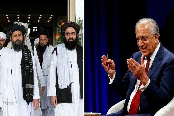 خلیلزاد با نمایندگان طالبان در قطر ملاقات کرد