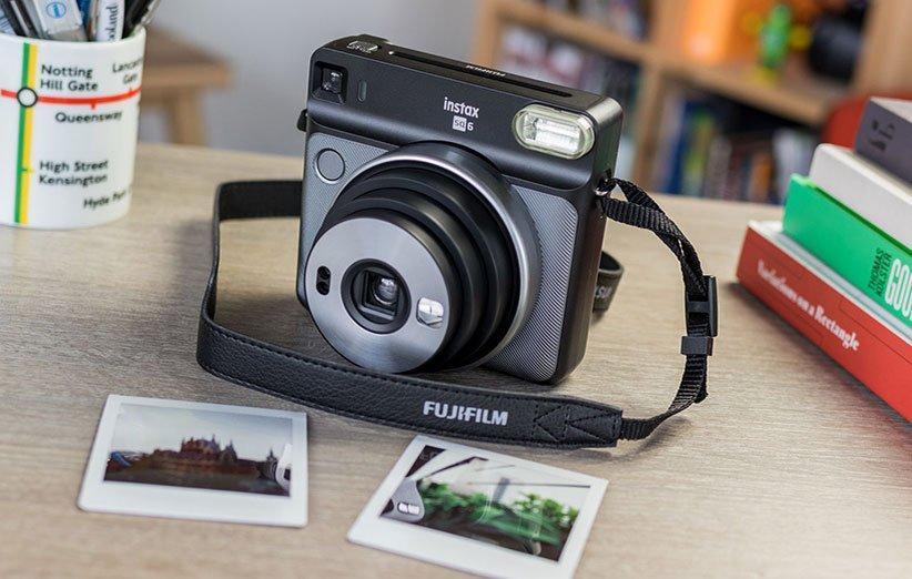 نام دوربین جدید چاپ سریع فوجی فیلم شاید Square SQ1 باشد