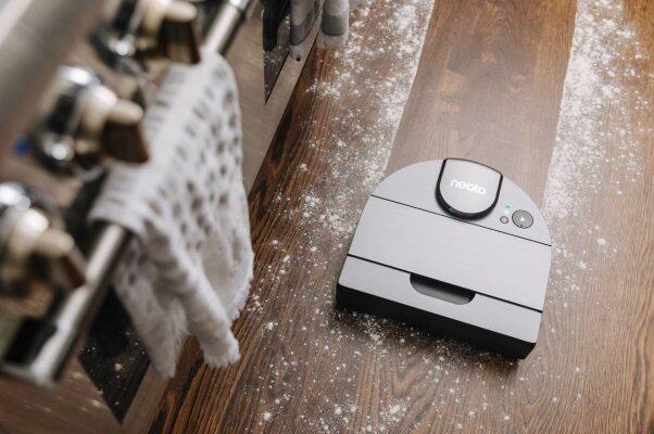 فراوری جاروبرقی رباتیک مجهز به سیستم ناوبری لیدار