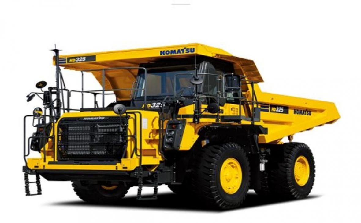 تراک کوماتسو؛ تامین کننده و وارد کننده قطعات ماشین های راهسازی و معدنی