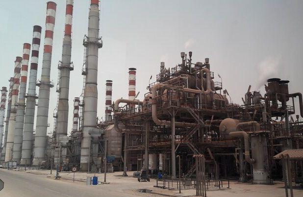 رشد 10 درصدی ظرفیت فرآورش گاز ایران تا خاتمه سال