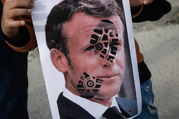 خبرنگاران 60 تشکل جوانان البرز اقدام اهانت آمیز فرانسه را محکوم کردند