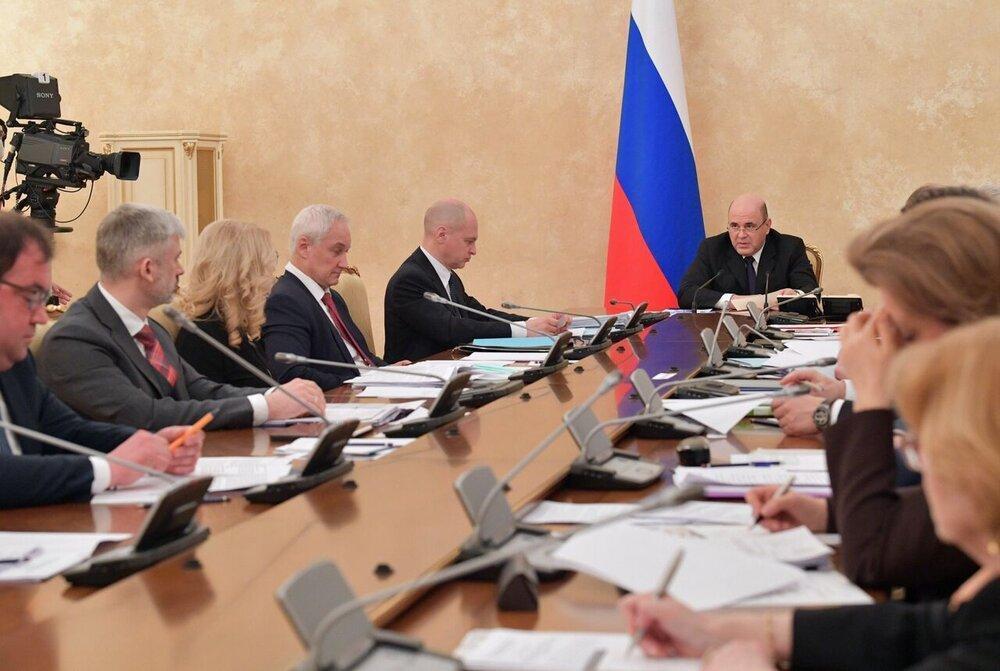 خانه تکانی در کابینه دولت روسیه، پوتین افراد جدید را منصوب کرد