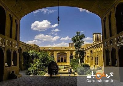 خانه لاری ها؛ بنایی تاریخی چند هزارساله در یزد