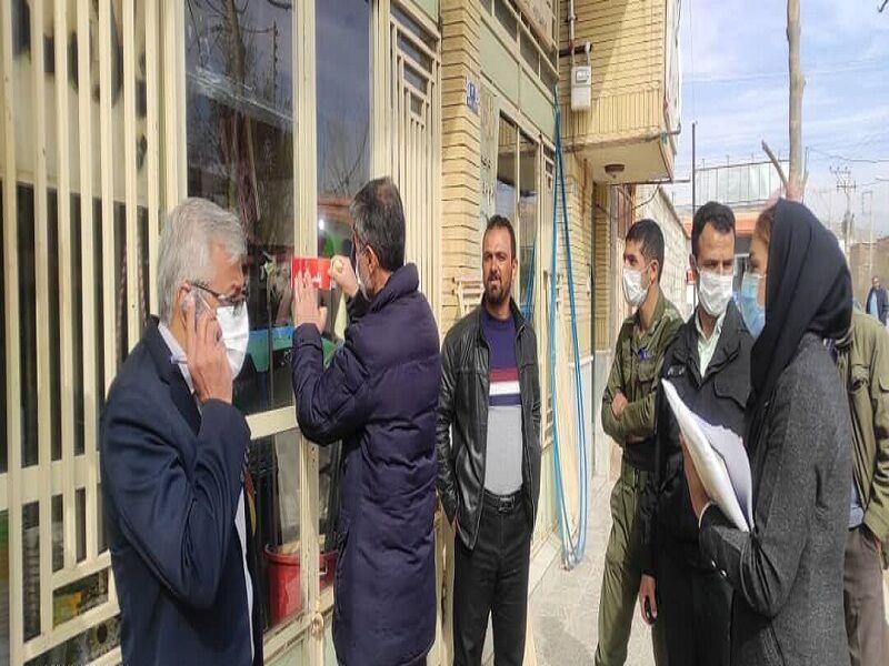 خبرنگاران شعبه یک فروشگاه زنجیره ای در مشهد مهر و موم شد