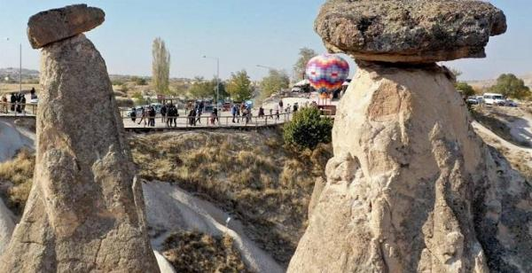 سه زیبایی میراثی که بیشترین گردشگران ترکیه را جذب می کند