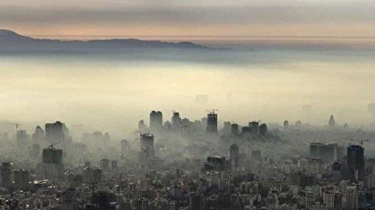 ادامه آلایندگی در شهر های صنعتی