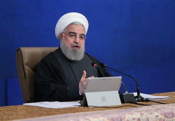 روحانی: مراسم 22 بهمن برگزار نمی گردد