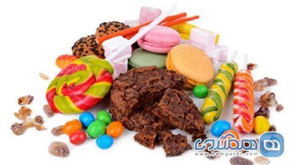 مصرف شیرینی جات کمکی به رفع گرسنگی نمی کند
