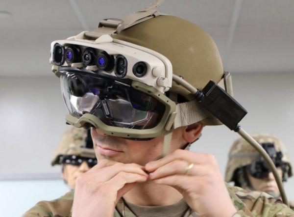 مایکروسافت برنده قرارداد 21.9 میلیارد دلاری تولید و تامین هدست های واقعیت افزوده برای ارتش آمریکا شد