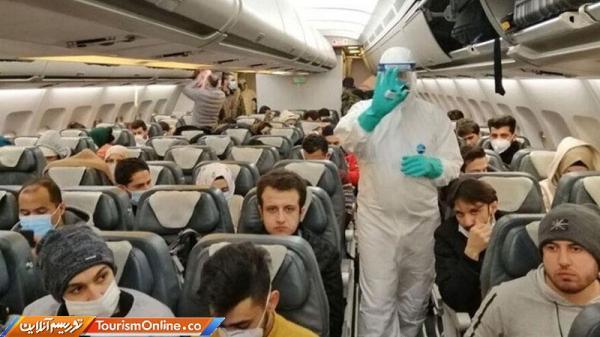 پروازهای فرانسه لغو شد، تشدید نظارت ها بر تمامی مسافران خارجی