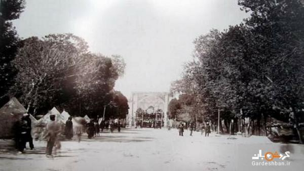 اولین خیابان ایران کدام خیابان است؟