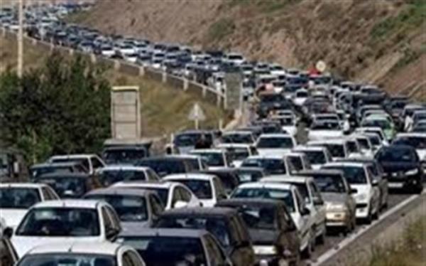 اعلام شرایط ترافیک جاده های کشور در 11فروردین
