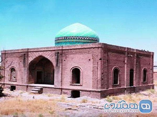 دیوارهای اطراف مقبره رئیس المجاهدین بازسازی شدند