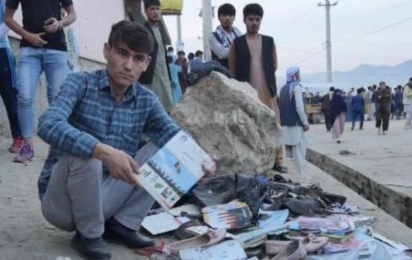 افزایش کشته شدگان انفجار کابل به 63 نفر