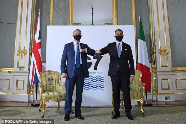 وزرای خارجه انگلیس، ایتالیا و کانادا گفت وگو کردند
