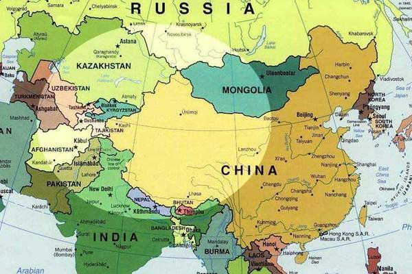 استقرار نظامیان آمریکا در حیاط خلوت روسیه برای رقابت با چین!