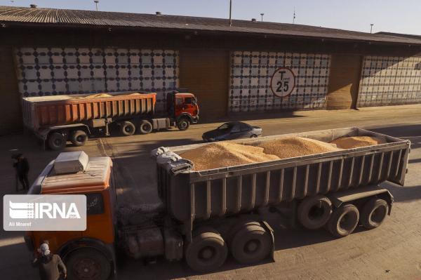 خبرنگاران 10 هزار کامیون، محصولات کشاورزی بهاره گلستان را جابه جا می نماید
