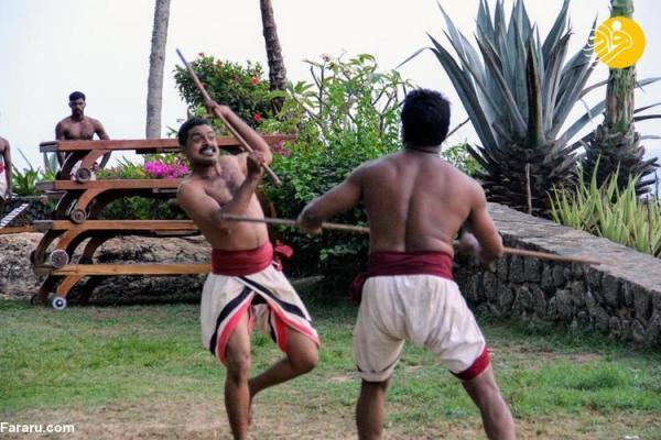 (تصاویر) قدیمی ترین ورزش رزمی دنیا