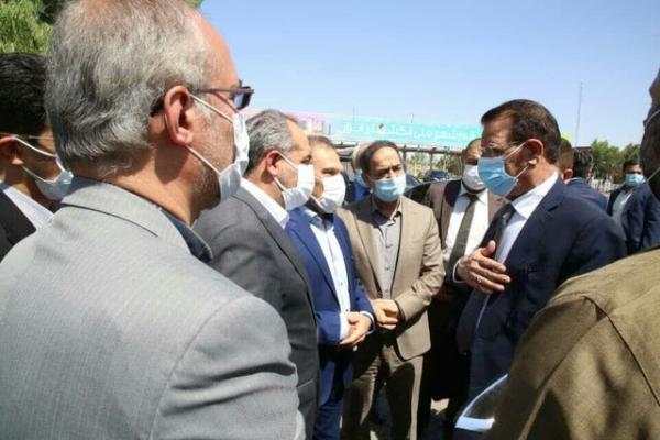 وزیر کشور عراق در قم