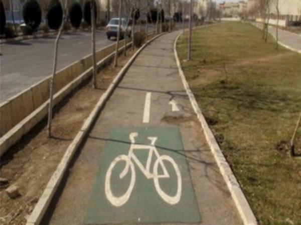 قزوین به اسم شهر دوستدار دوچرخه شناخته شده است