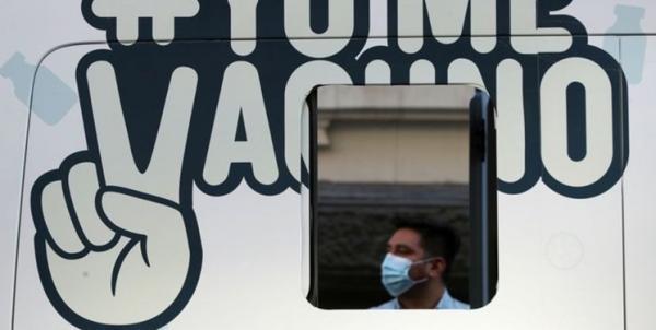 تورهای چین: شیلی استفاده از واکسن چین برای بچه ها را تأیید کرد