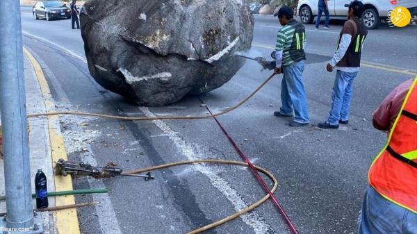 زلزله 7.1 ریشتری در مکزیک